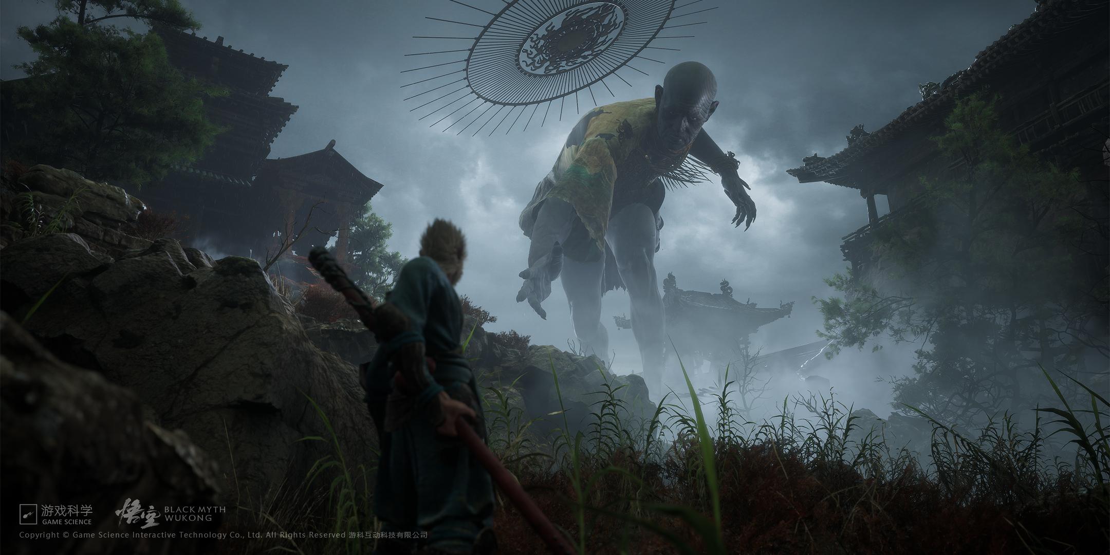 国产动作RPG《黑神话:悟空》背后故事 团队不到30人