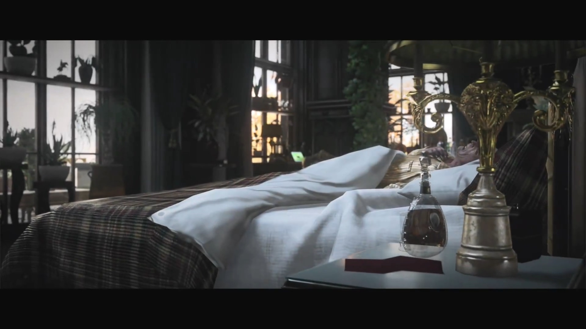 《杀手3》PC版Epic限时独占 英国场景预告公开