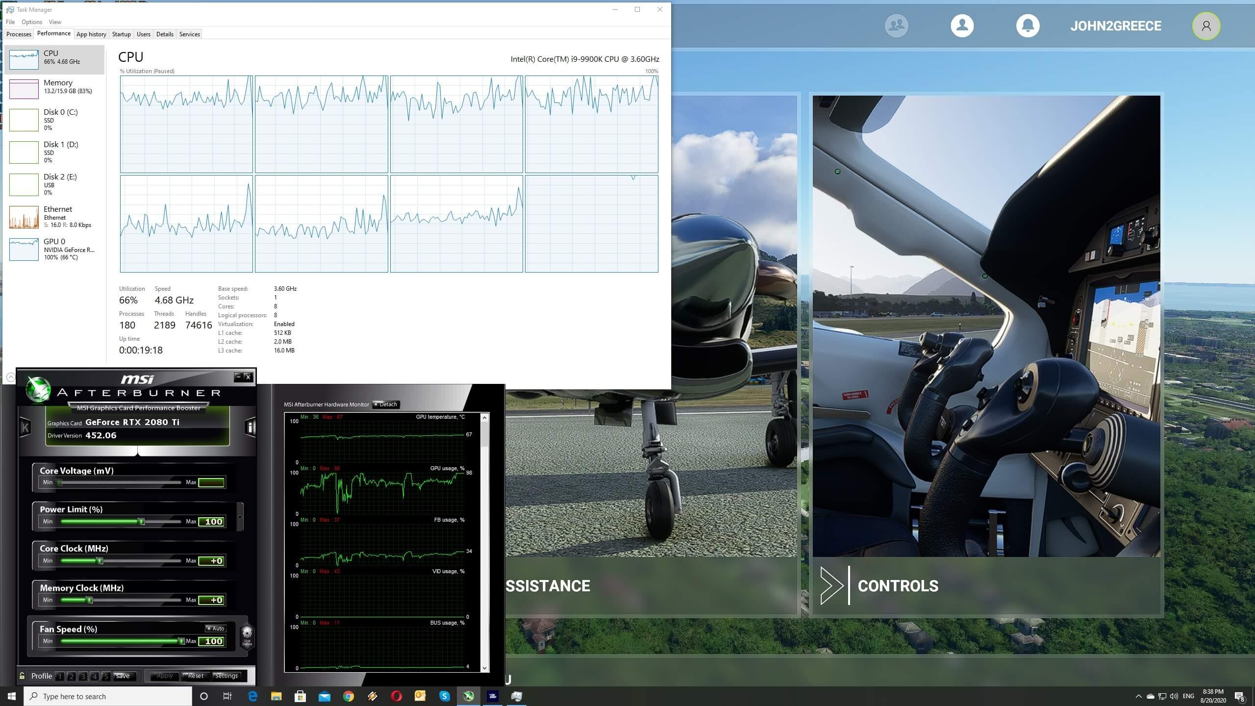 """《微软飞行模拟》被称新""""孤岛危机""""  当前CPU在高画质下无法达"""