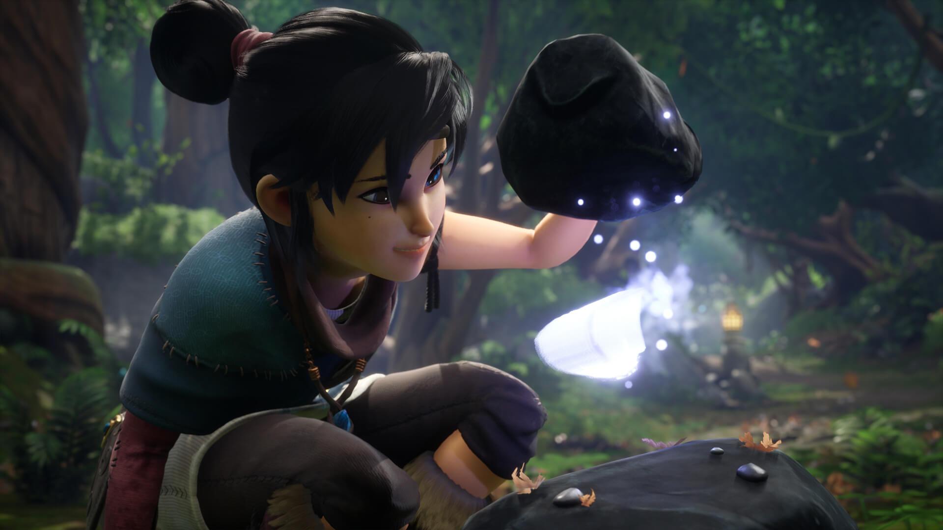 《Kena:精神之桥》仍在完善中 可能不是PS5首发游戏