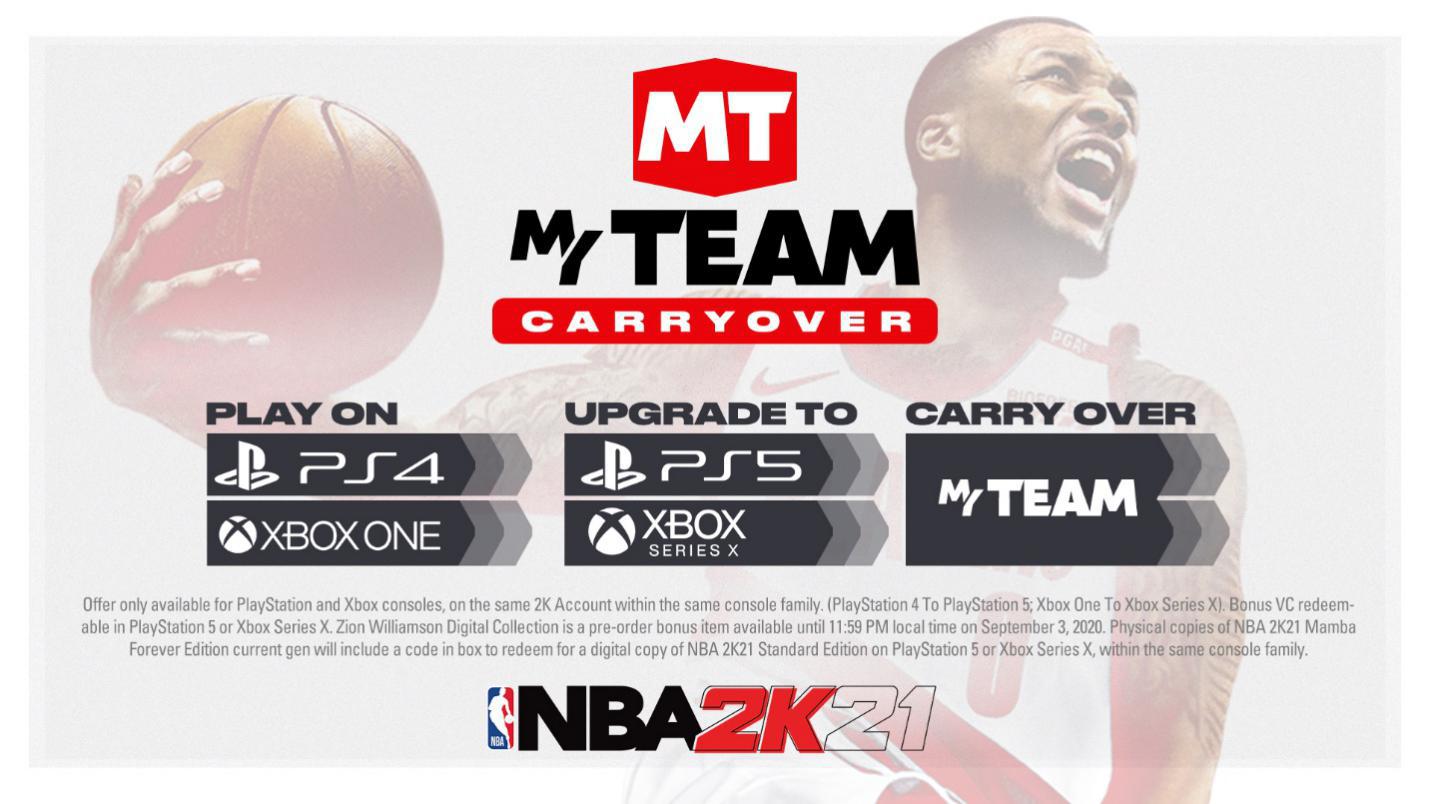 《NBA 2K21》梦幻球队场边报告 加入大量全新机制