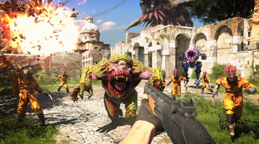 《英雄萨姆4》宣传视频增加新游戏演示画面