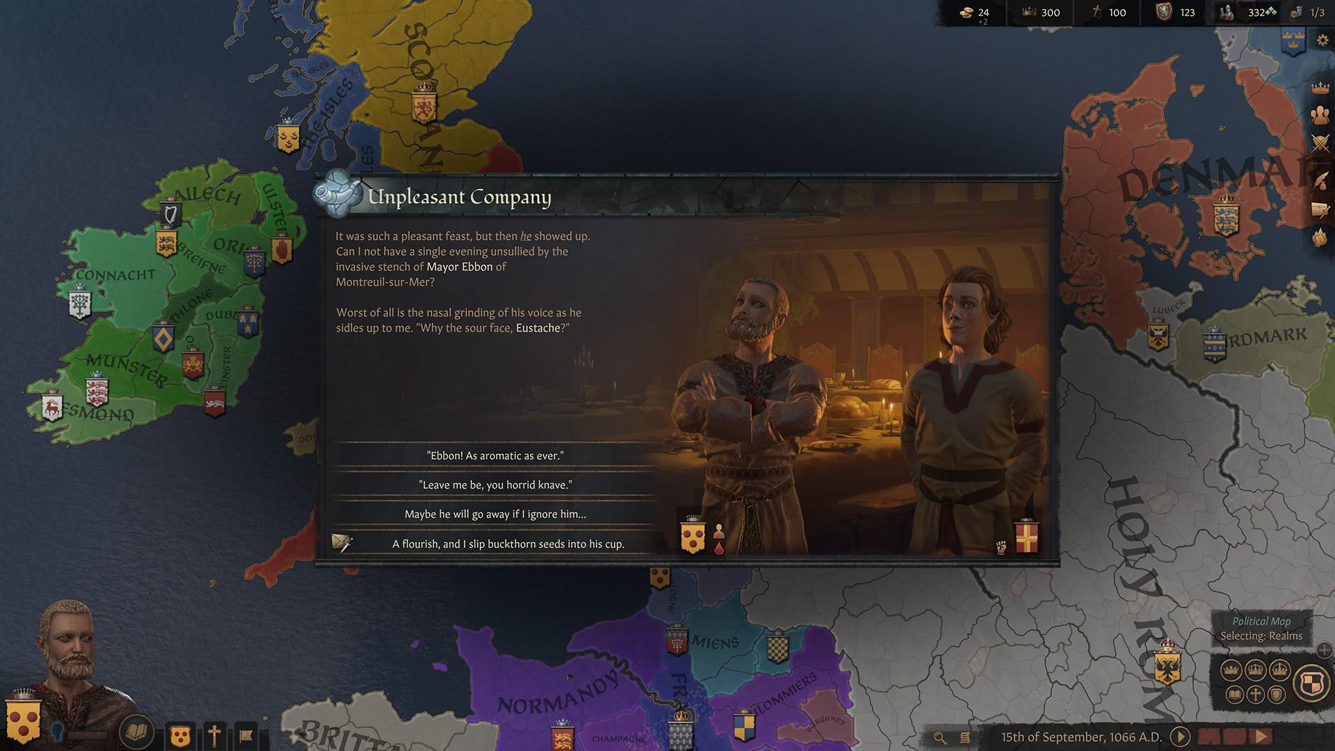 《十字军之王3》军队系统介绍 建立伟大王朝的重要基石