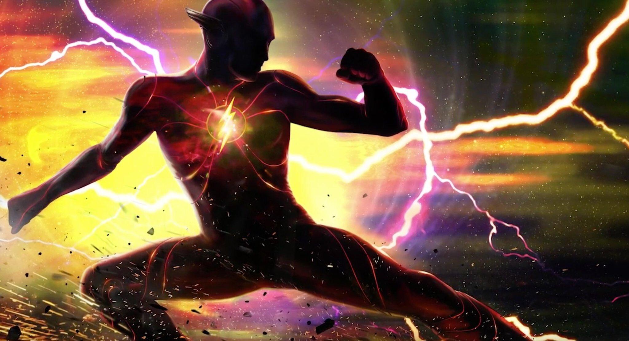 电影版《闪电侠》将带领DC电影宇宙起飞