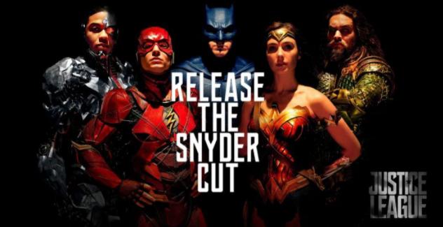 《正义联盟》施奈德导演剪辑版预告发布 黑超新镜头曝光