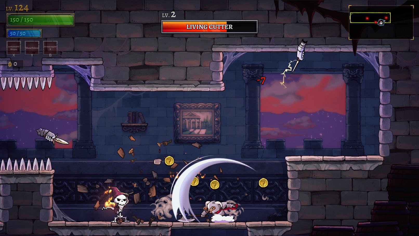 横版硬核动作游戏《盗贼遗产2》3DM汉化V2.0发布
