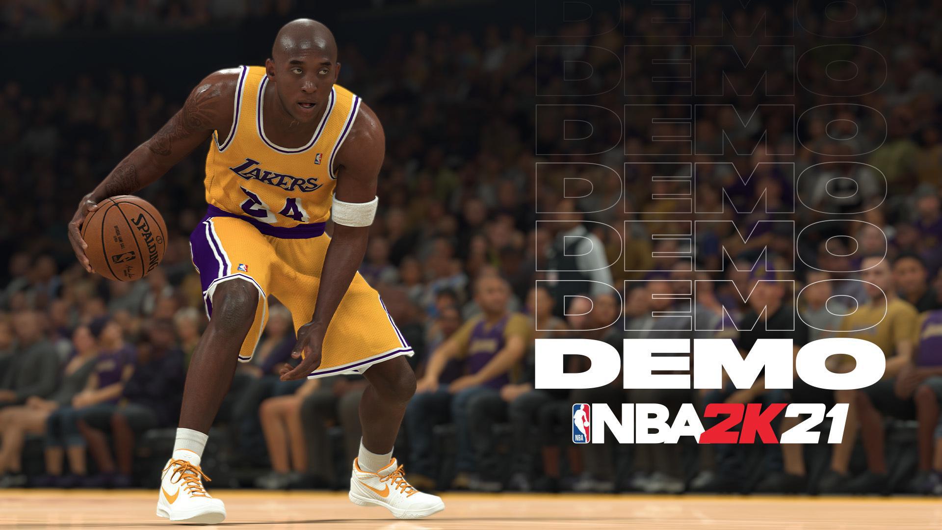 《NBA 2K21》试玩Demo现已在PS4/X1/NS上推出 球员评分赛季结束后更新