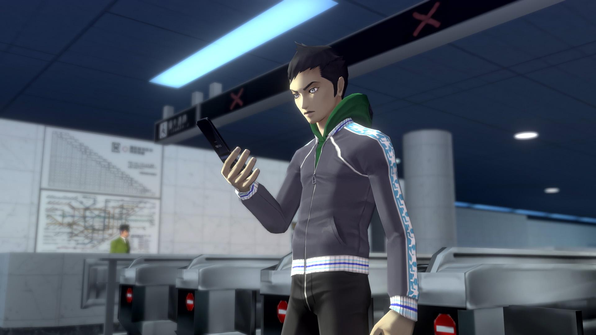 《真女神转生3 HD重置版》角色系统情报公开 10月29日发售在即