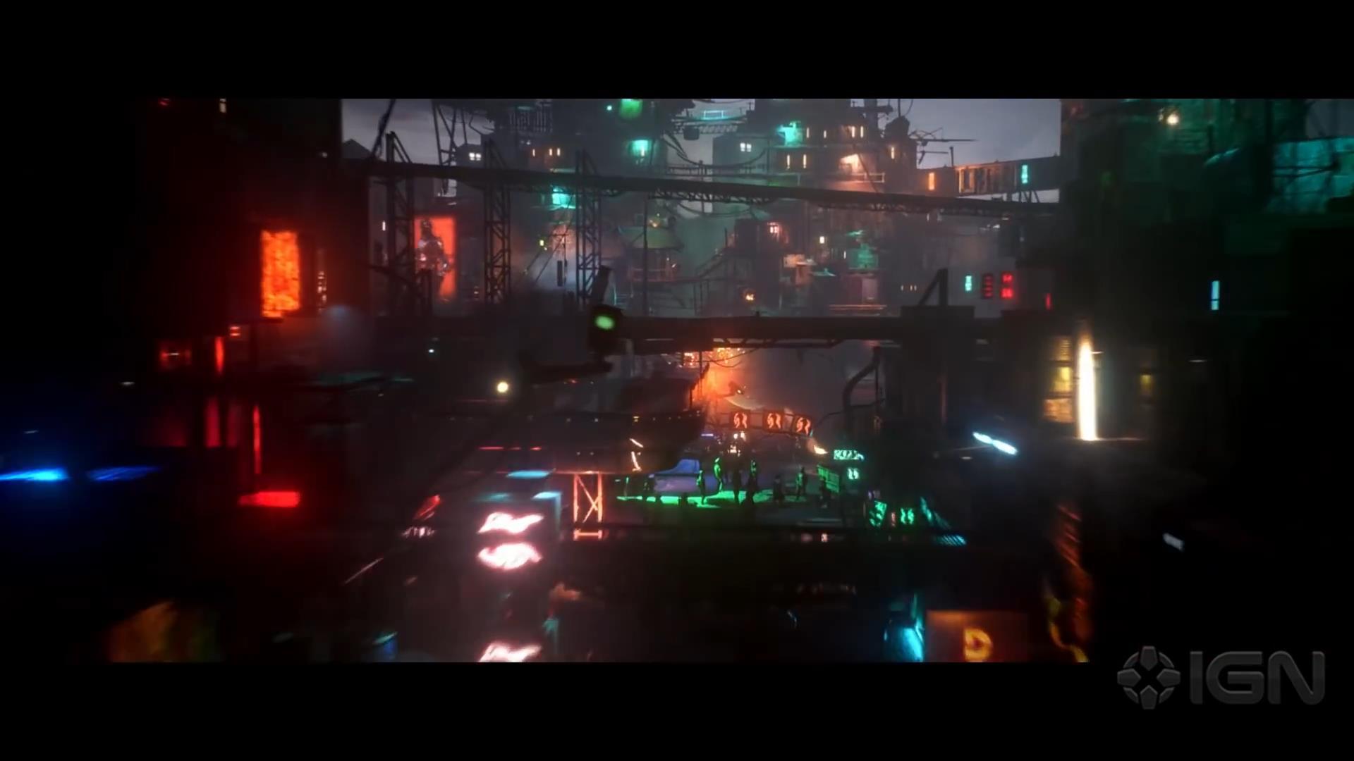 《突变元年:伊甸之路》CG动画电影确认 虚幻引擎渲染