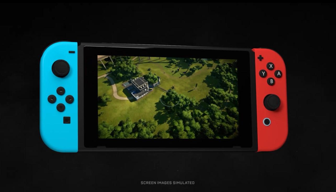科隆:《侏罗纪世界:进化》完整版11月3日登陆Switch