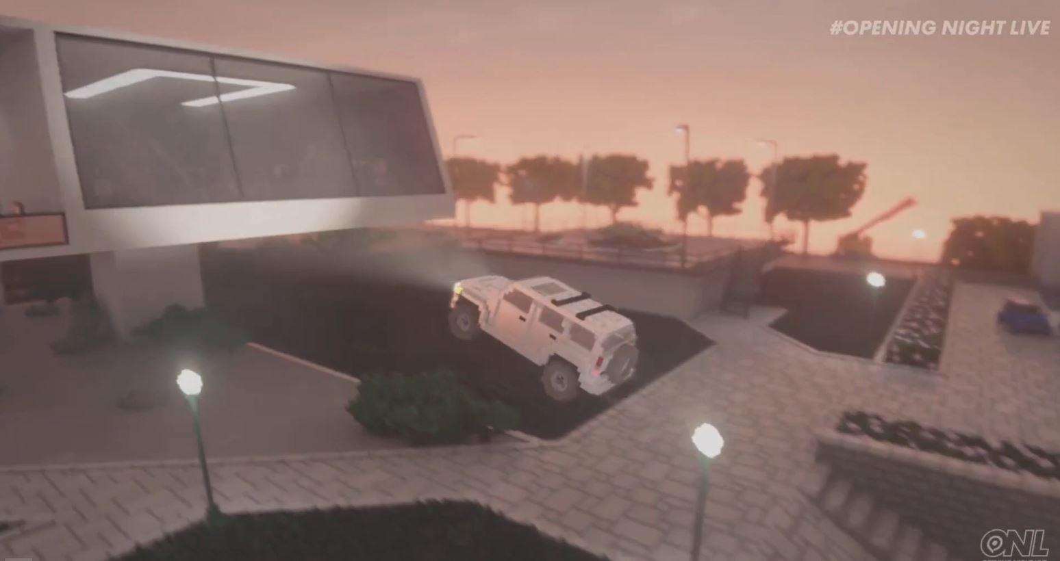 科隆游戏展:像素风破坏游戏《拆迁》实机演示释出