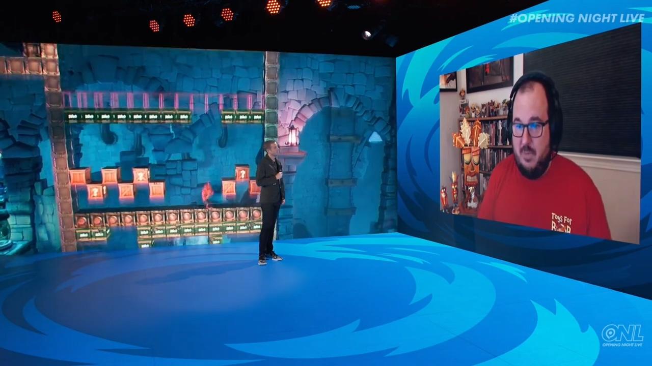 科隆游戏展:《古惑狼4》释出真人版游戏宣传片