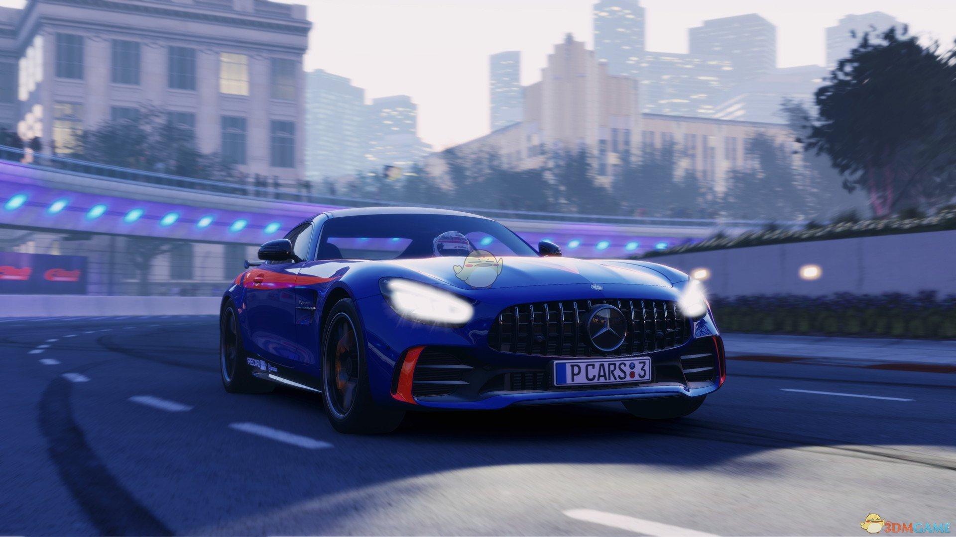 《赛车计划3》游戏特色内容一览
