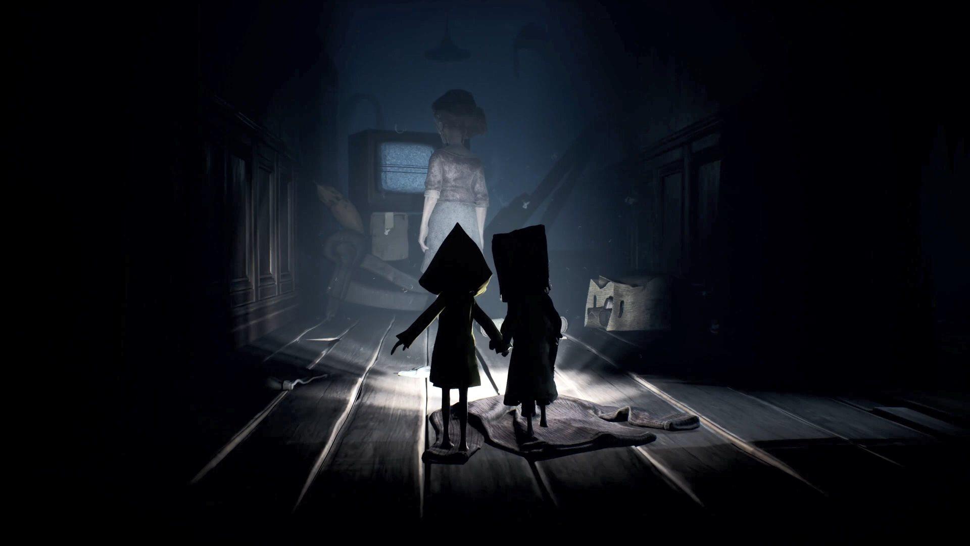 《小小梦魇2》15分钟实机演示 两代主角合力逃生