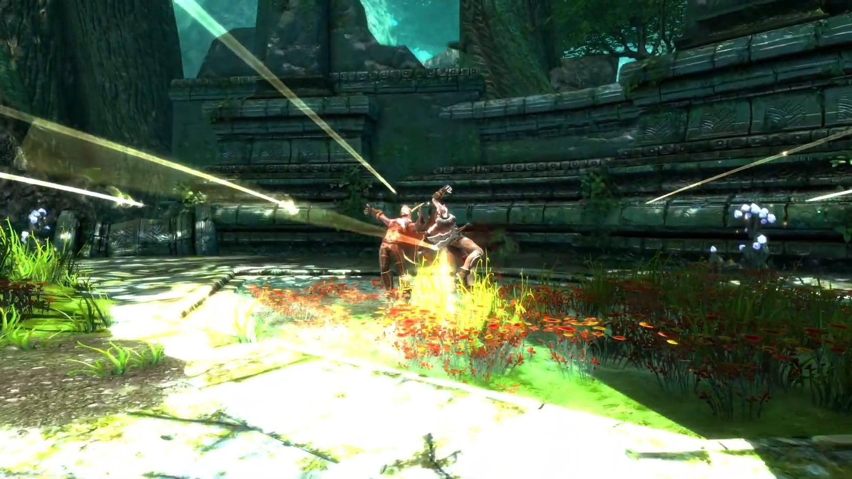 《阿玛拉王国:惩罚 重置版》新预告 灵巧杀敌