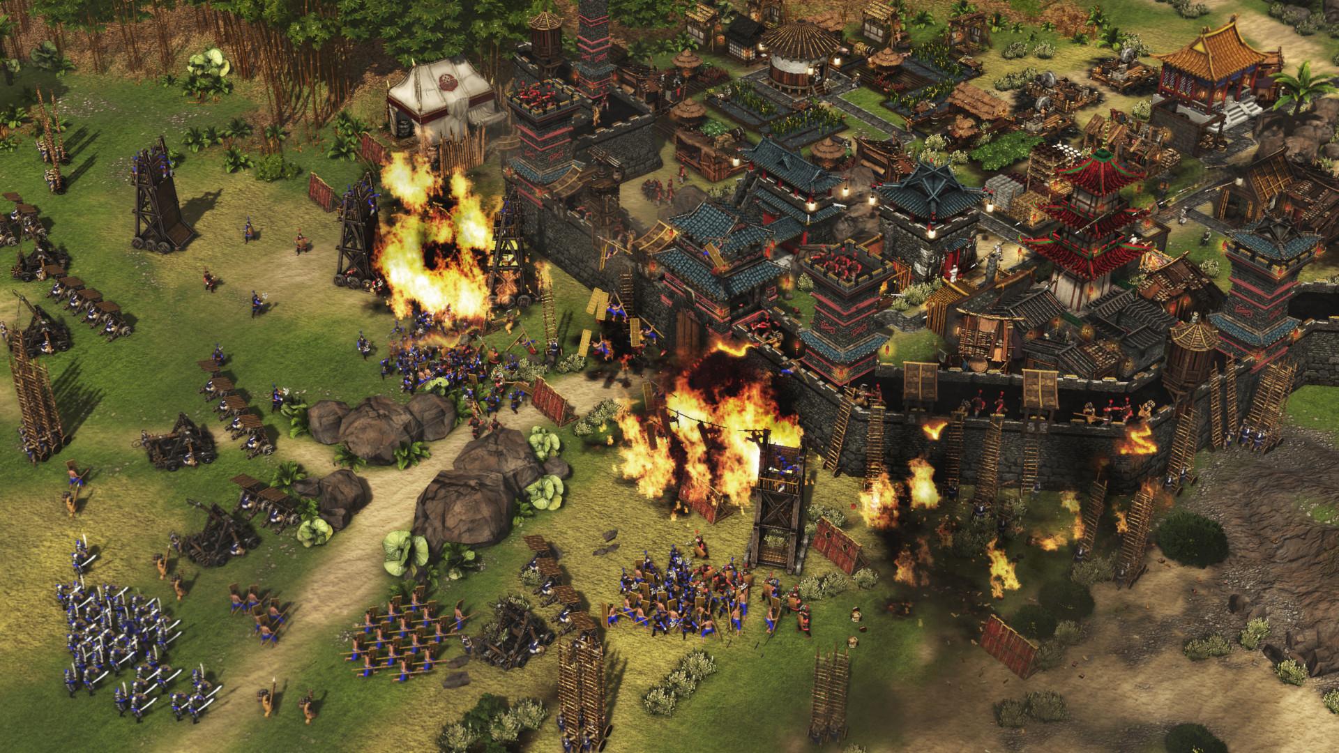 《要塞:军阀之战》开发者演示视频 明年1月发售