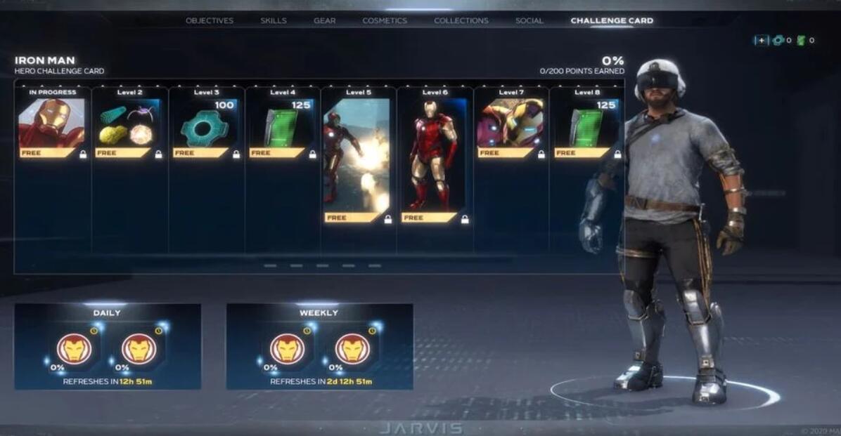 《漫威复仇者联盟》公布DLC英雄计划引起玩家担忧
