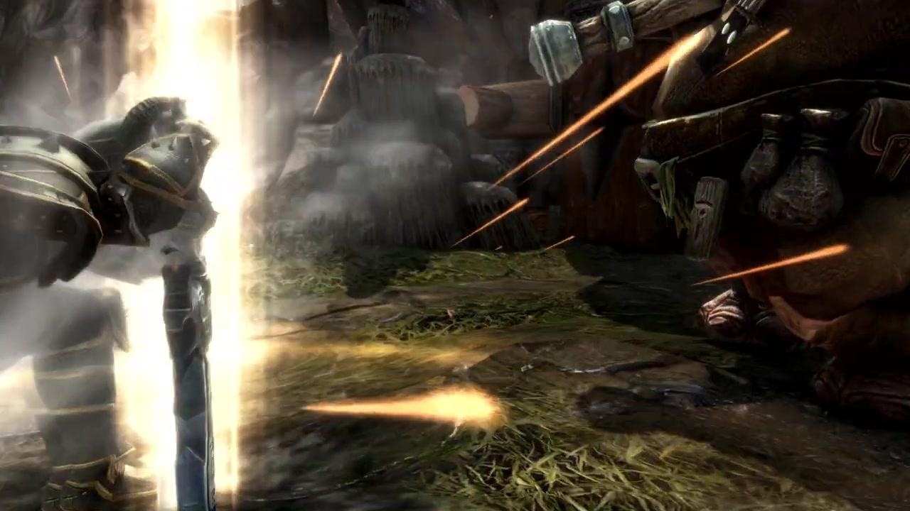 《阿玛拉王国:惩罚 重置版》力量Build视频展示