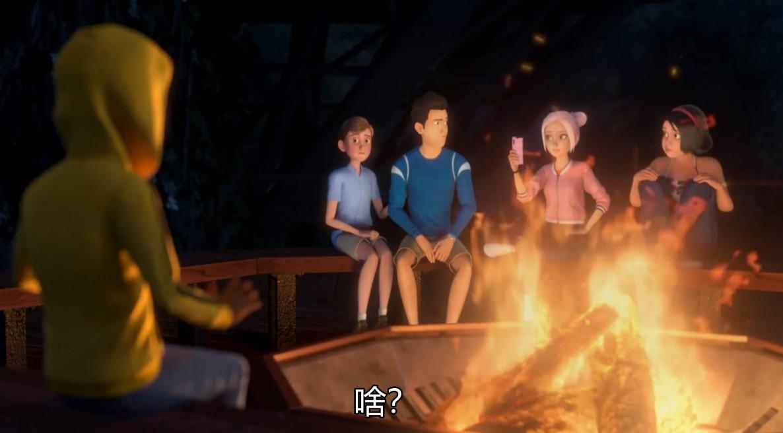 3D动画《侏罗纪世界:白垩冒险营》新预告 9月18日播出