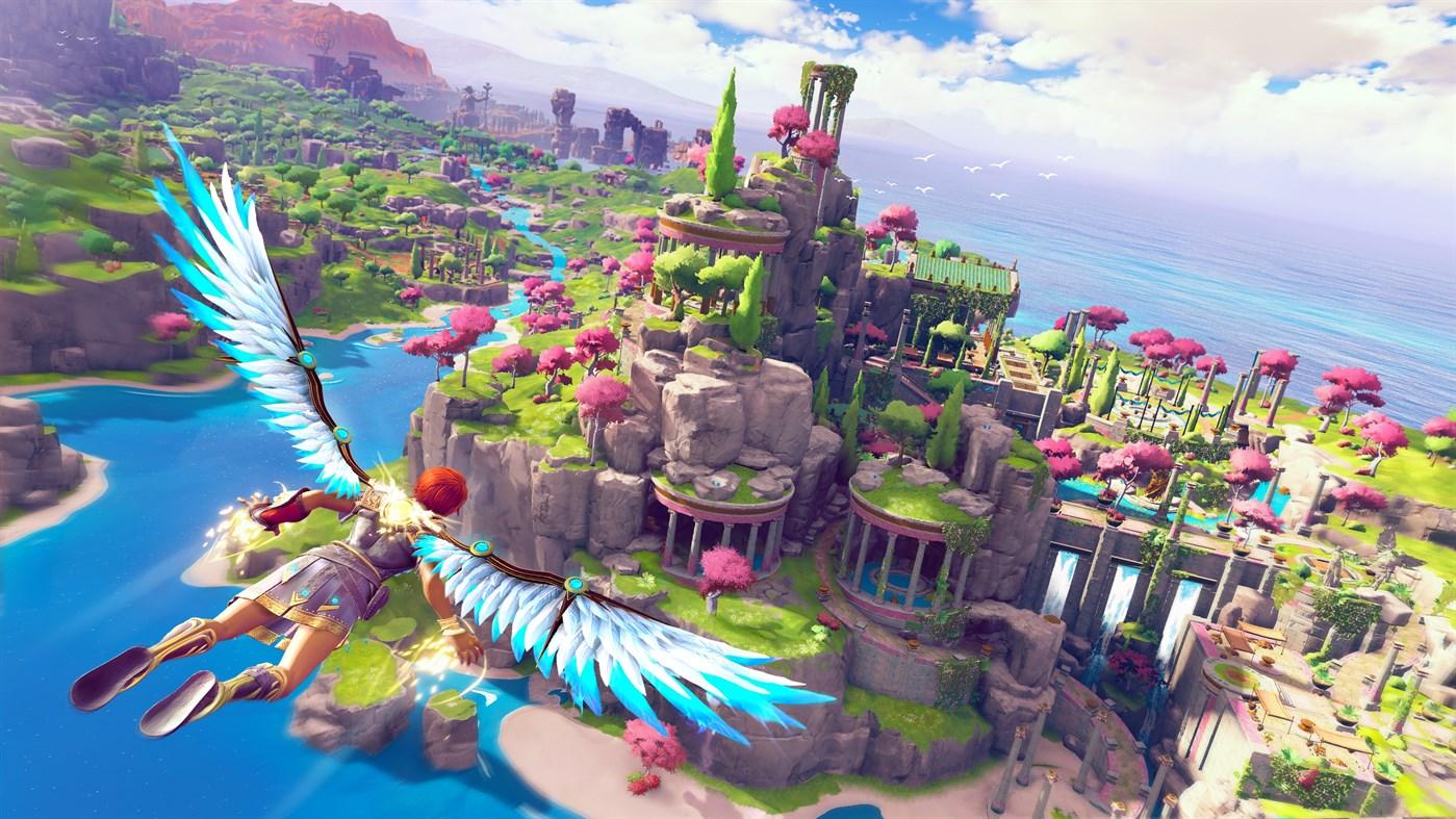 育碧《渡神纪:芬尼斯崛起》疑似于12月3日发售