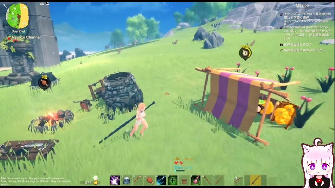 《创世理想乡》EA版Steam褒贬不一 bug比较多