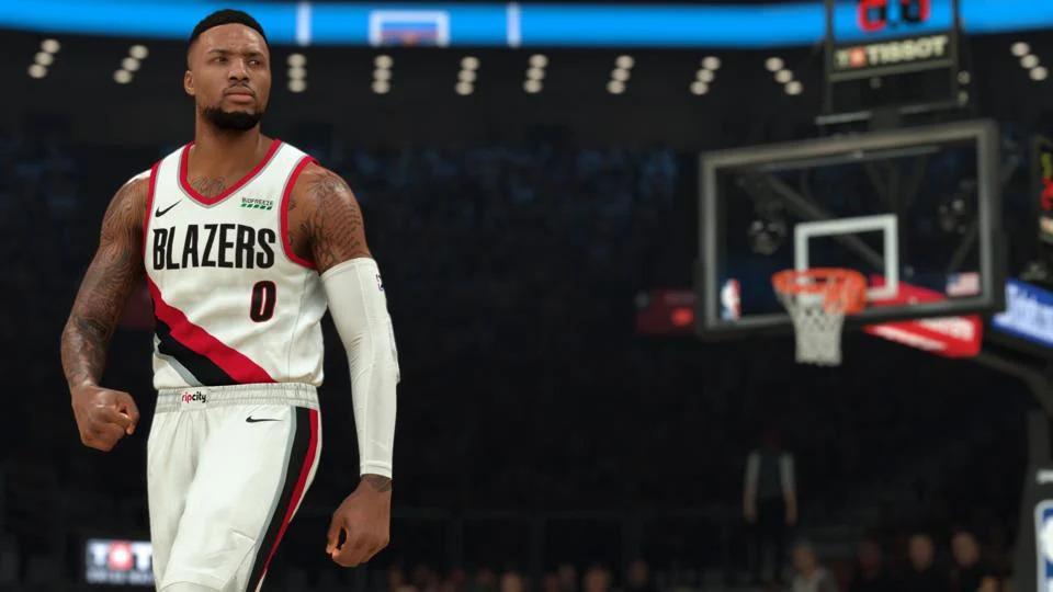 利拉德也吐槽的《NBA 2K21》投篮太难问题已修复