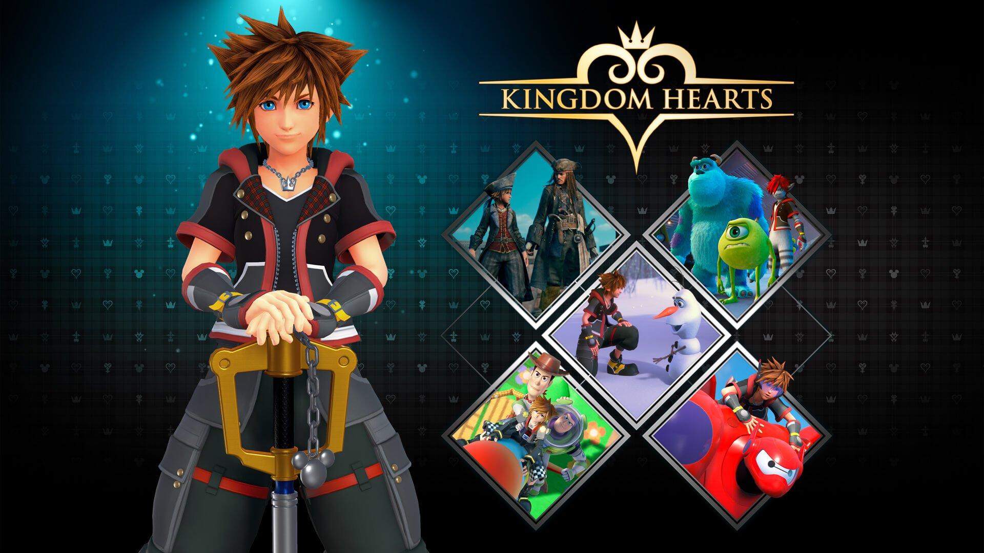 《王国之心》团队已开始准备新作 或于2022年发布