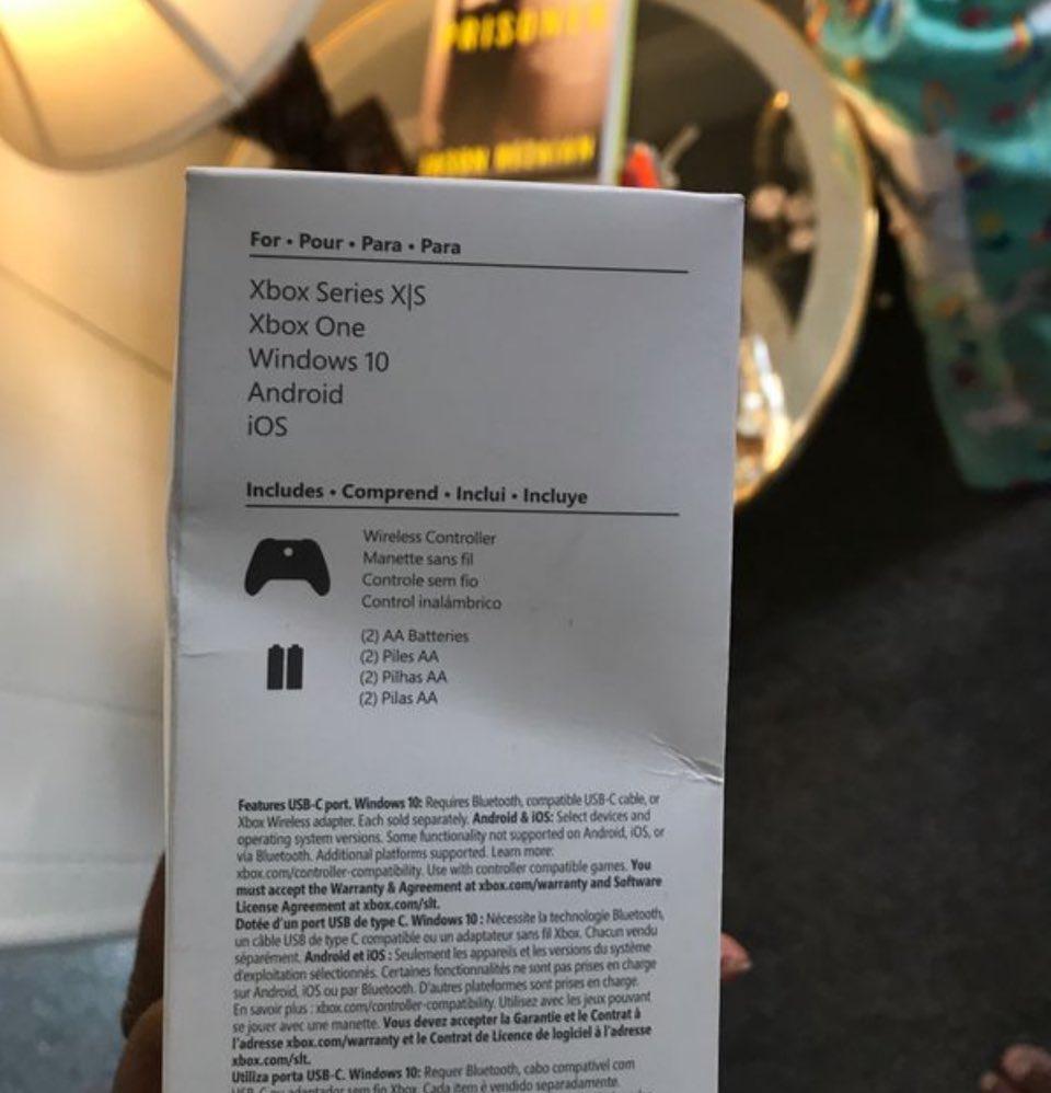 疑似Xbox Series S外观设计曝光 售价299美元无光驱