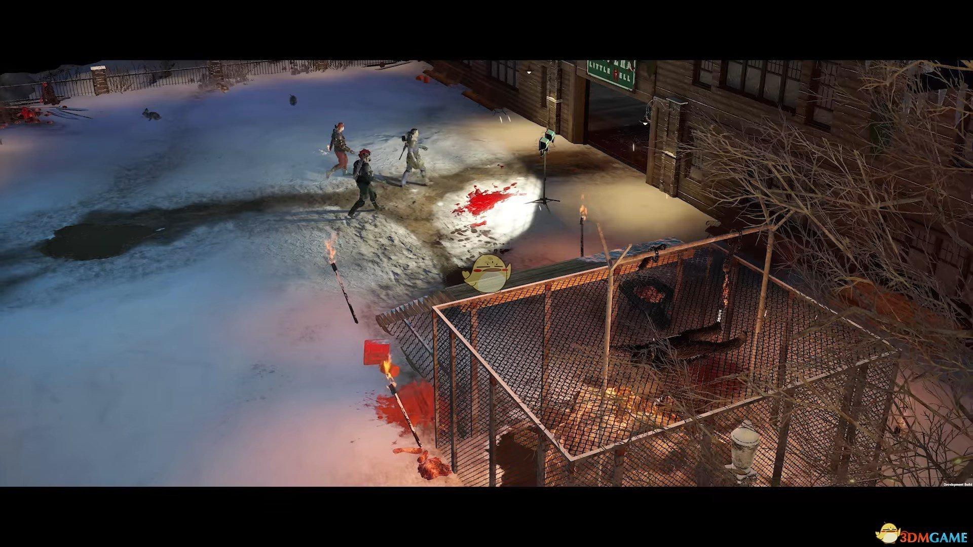 《废土3》外骨骼裤子具体位置图解