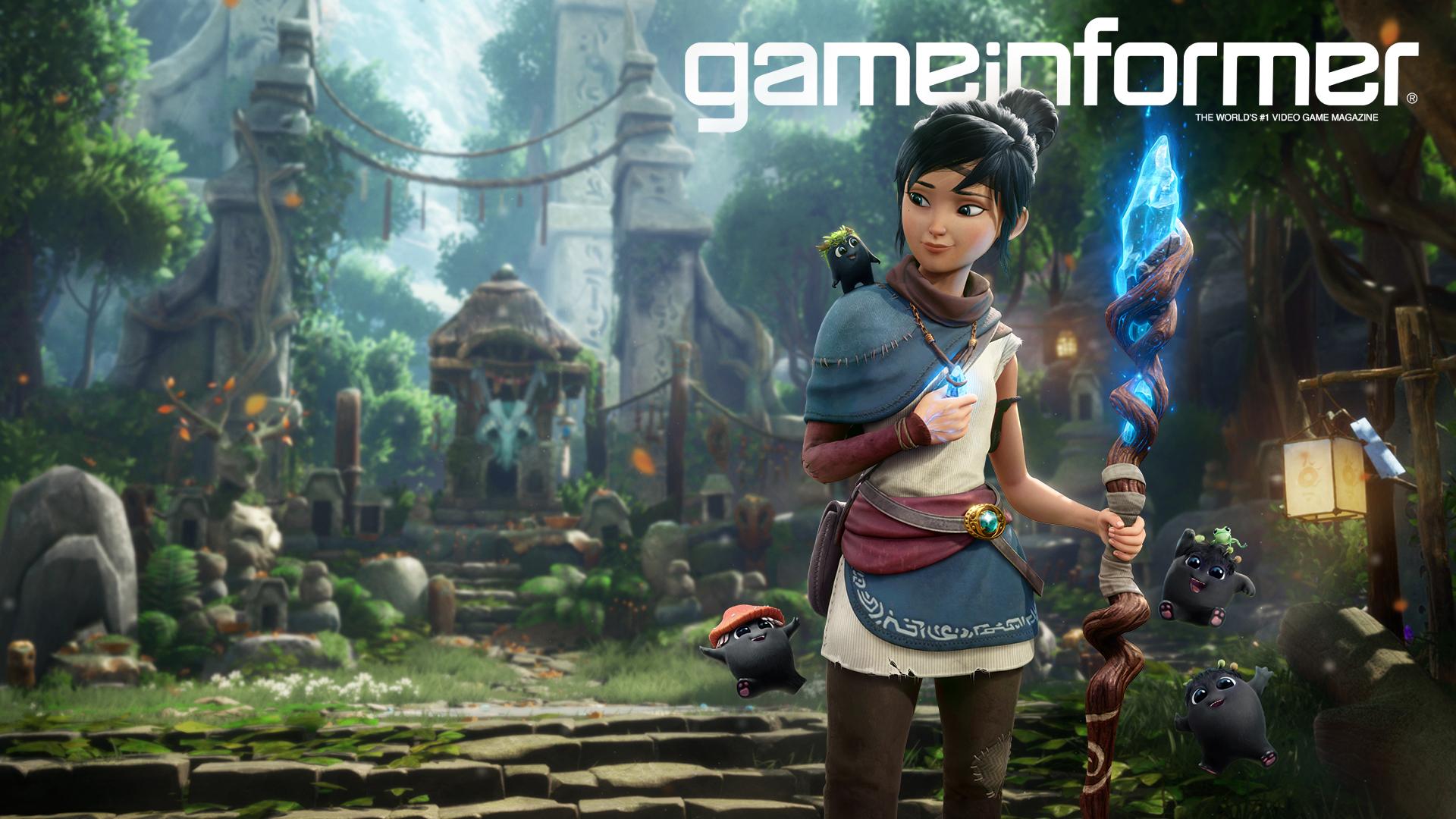 《Kena:精神之桥》PS5细节 首次载入仅需2秒