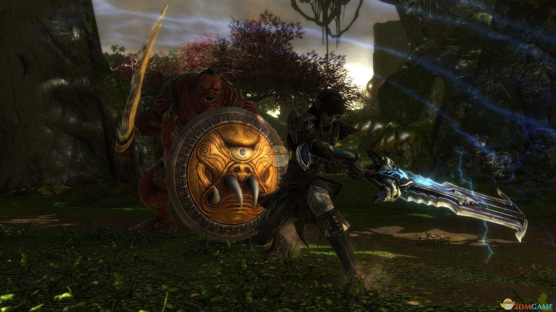 《阿玛拉王国:惩罚 重置版》游戏特色内容一览