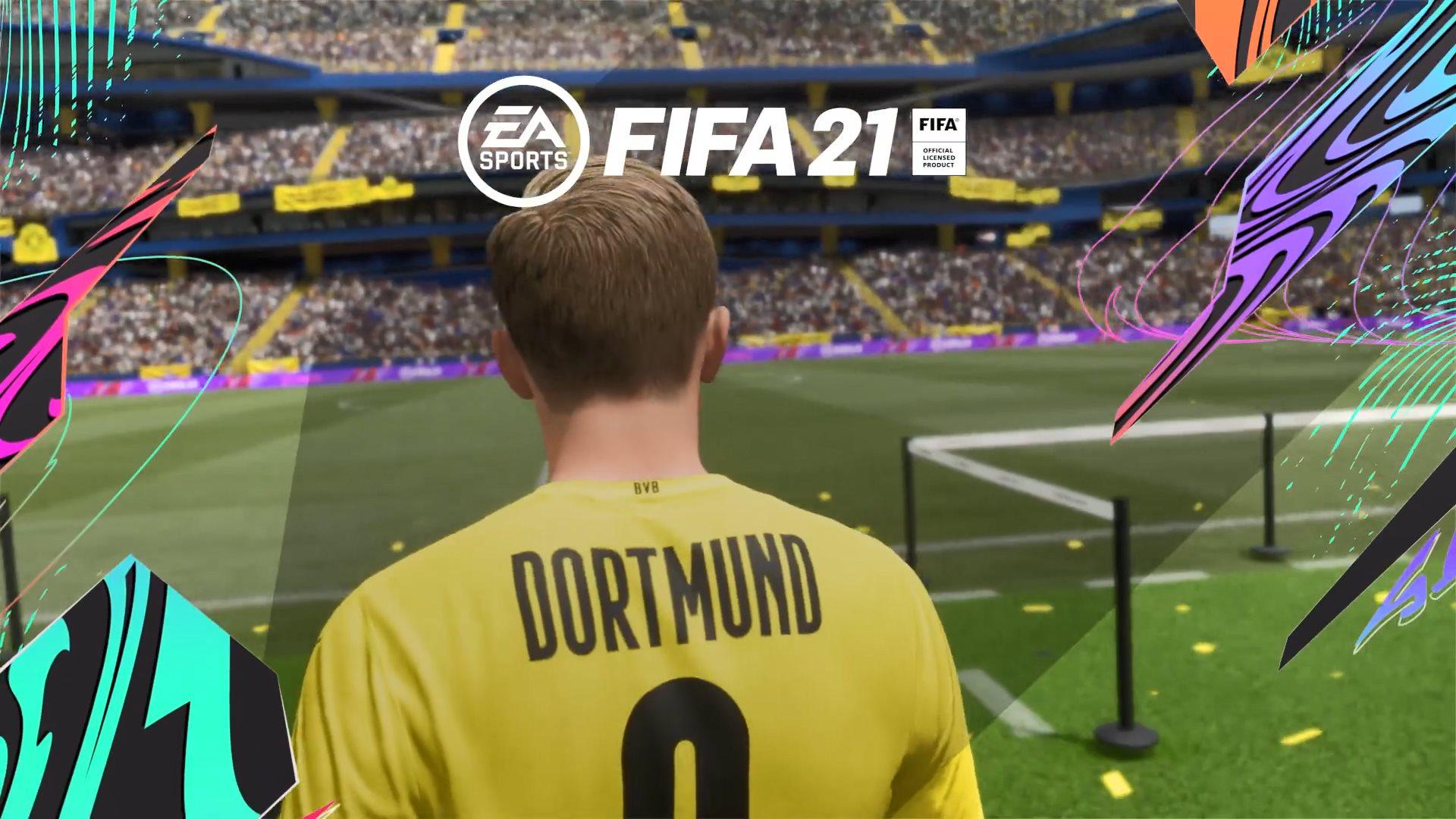 《FIFA 21》确认加入中文解说评述 首段预告释出