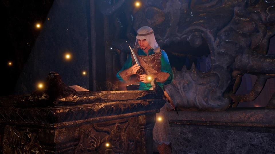 《波斯王子:时之砂》重制版公开 2021年1月21日发售