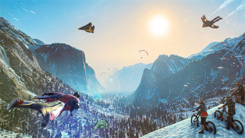 育碧《极限国度》Uplay开启预购 标准版298元