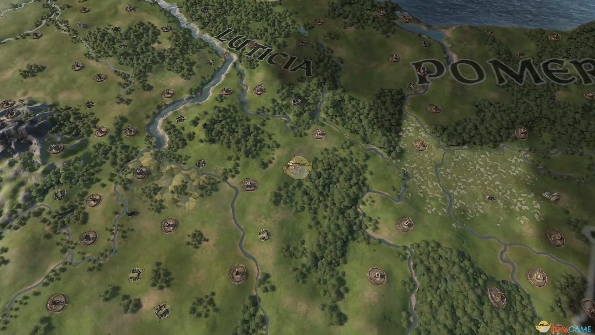 《十字军之王3》全战斗特质代码一览