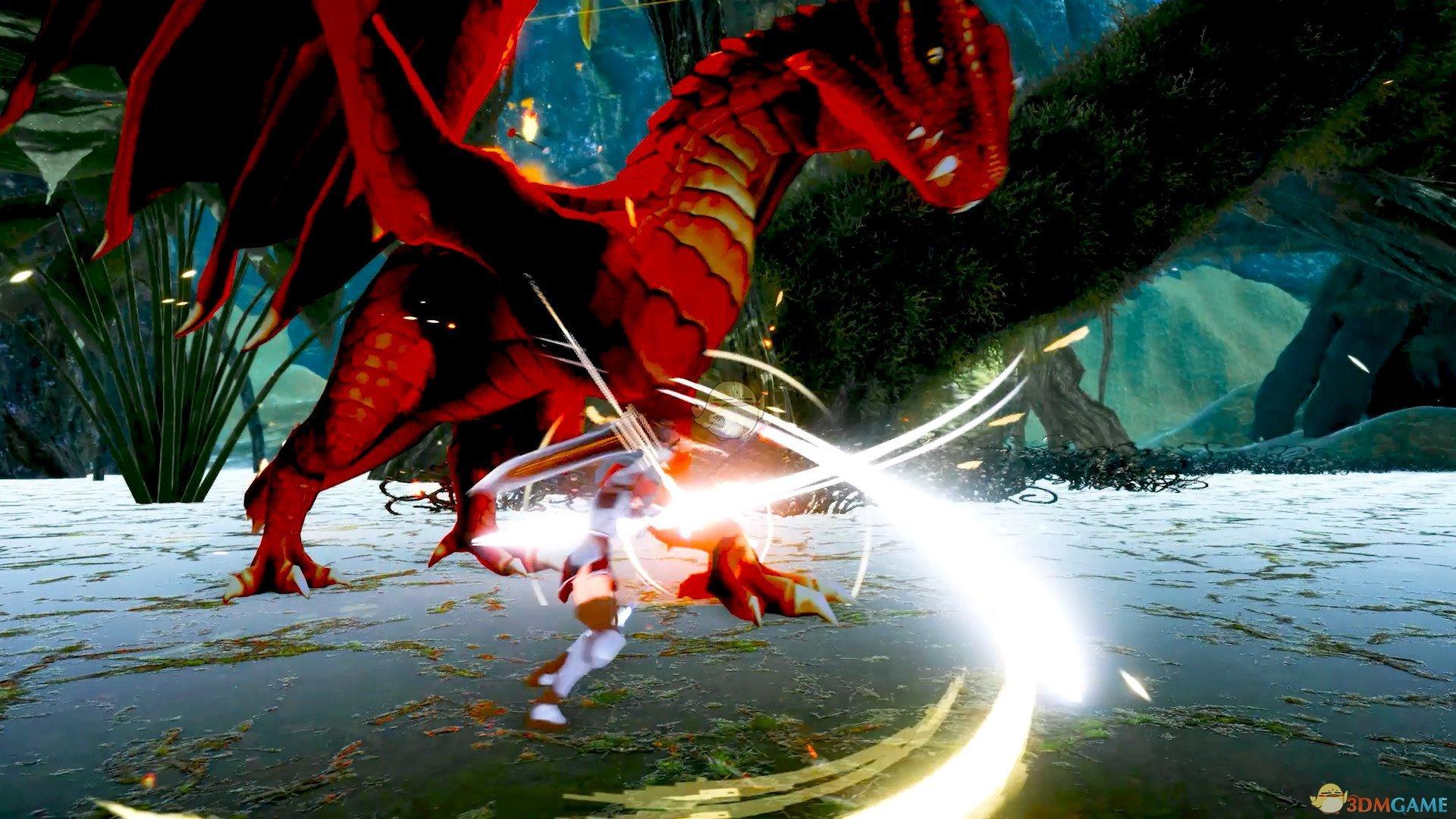 《创世理想乡》火龙掉落武器属性一览