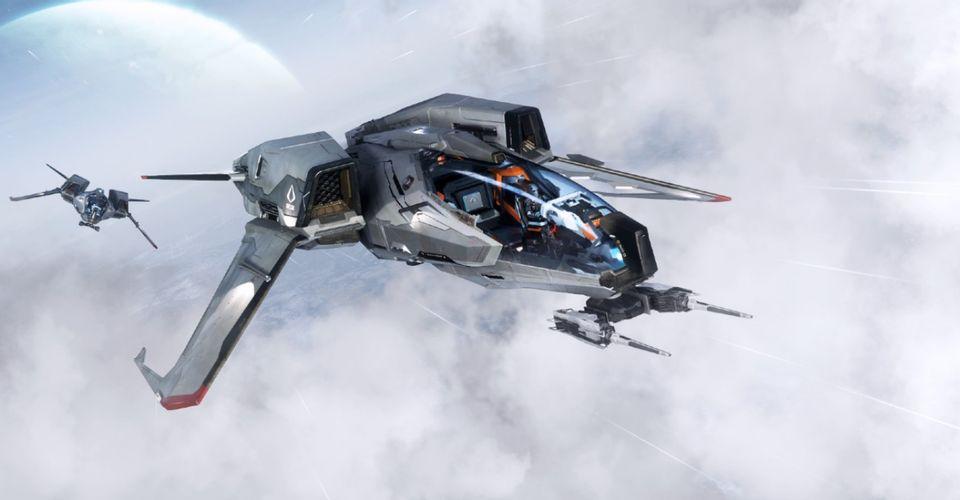 制作人表示《星际公民》的开发并不是一场白日梦
