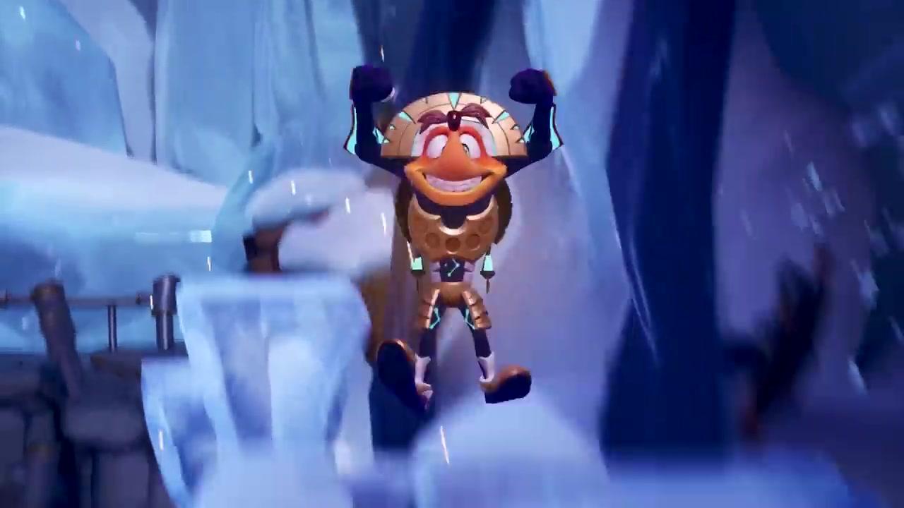 《古惑狼4:时机已到》全新试玩预告片展示