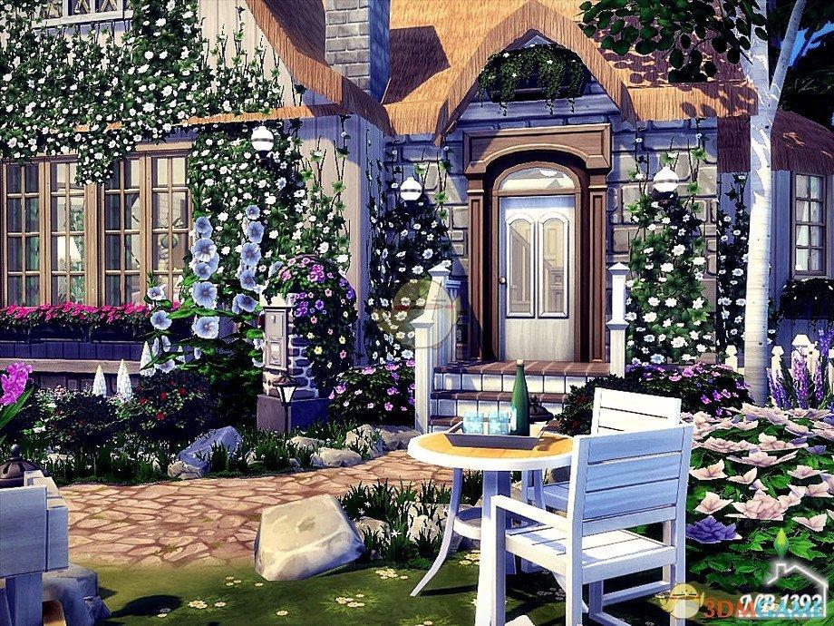 《模拟人生4》可爱的小木屋MOD