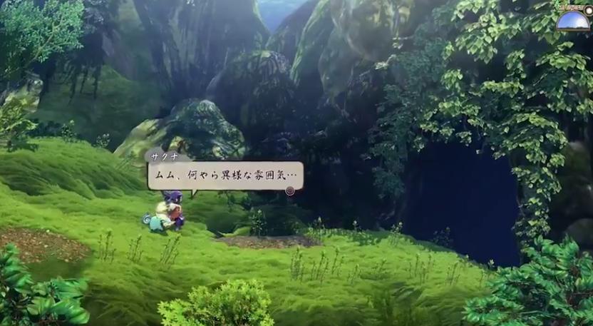 《天穗之咲稻姬》新演示展示天返宫 魔物盘踞宝物众多