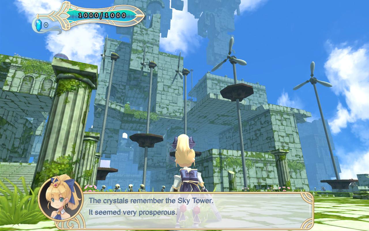 Switch版《前进,天空塔》将延期至2021年初