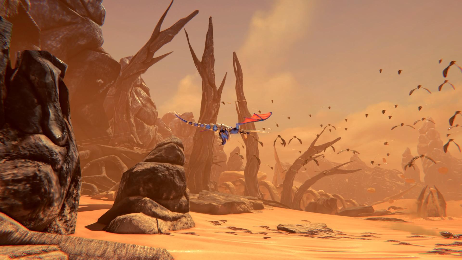 《铁甲飞龙:重制版》PC发售日和配置公开 最低需GTX 970