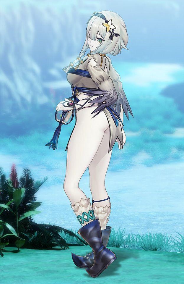 《莱莎的炼金工房2》预购特典 妹子穿着清凉性感诱人