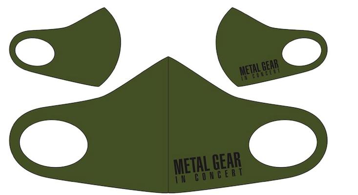《合金装备》音乐会10月11日开幕 到场者均获赠MG特别口罩