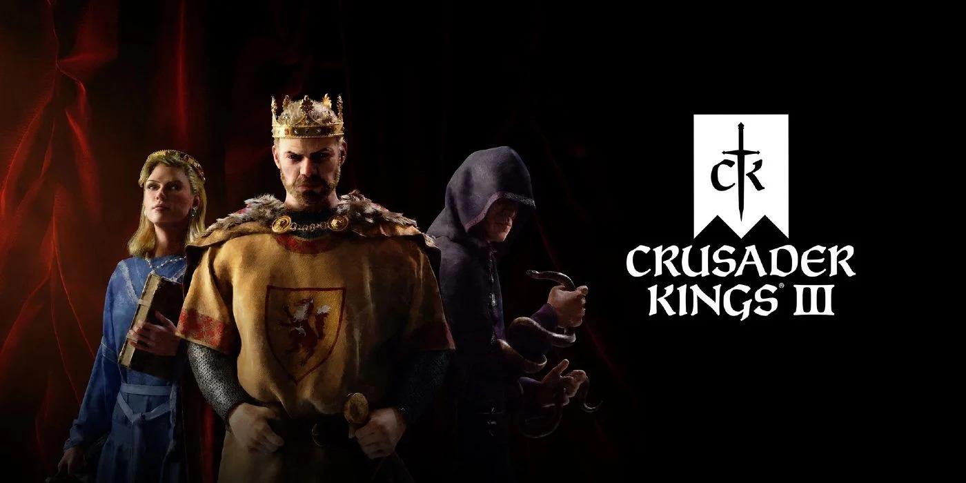 《十字军之王3》评测:策略?角色扮演它不香吗?