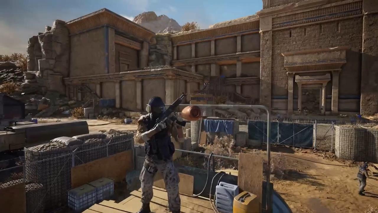 《狙击手:幽灵战士契约2》首个前导预告泄露