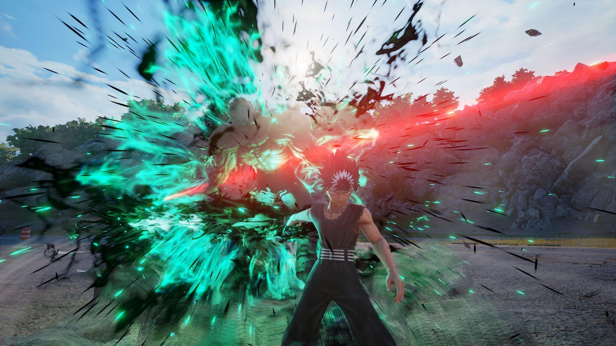 《幽游白书》飞影将加入《Jump大乱斗》DLC