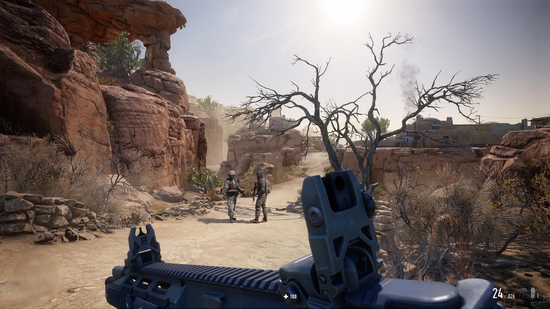 《狙击手:幽灵战士契约2》上架Steam 首批截图