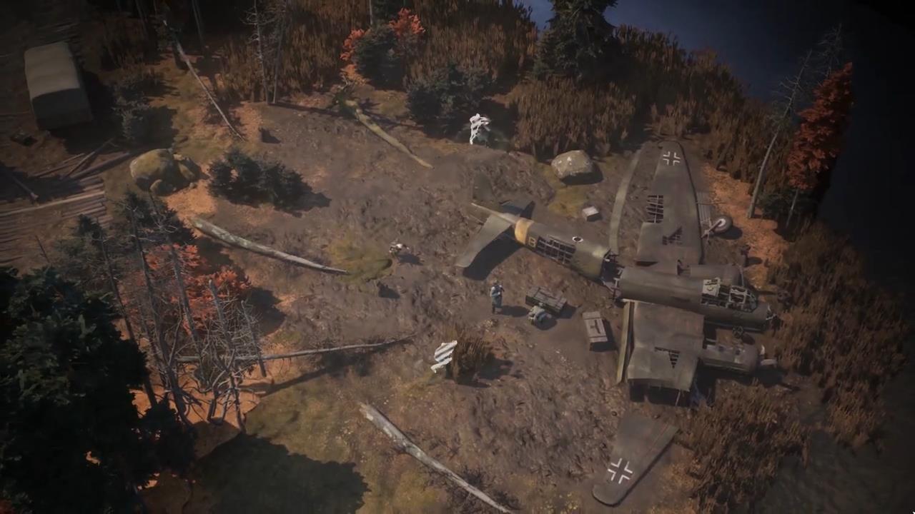 《游击队1941》Steam版新预告 将于10月15日发售