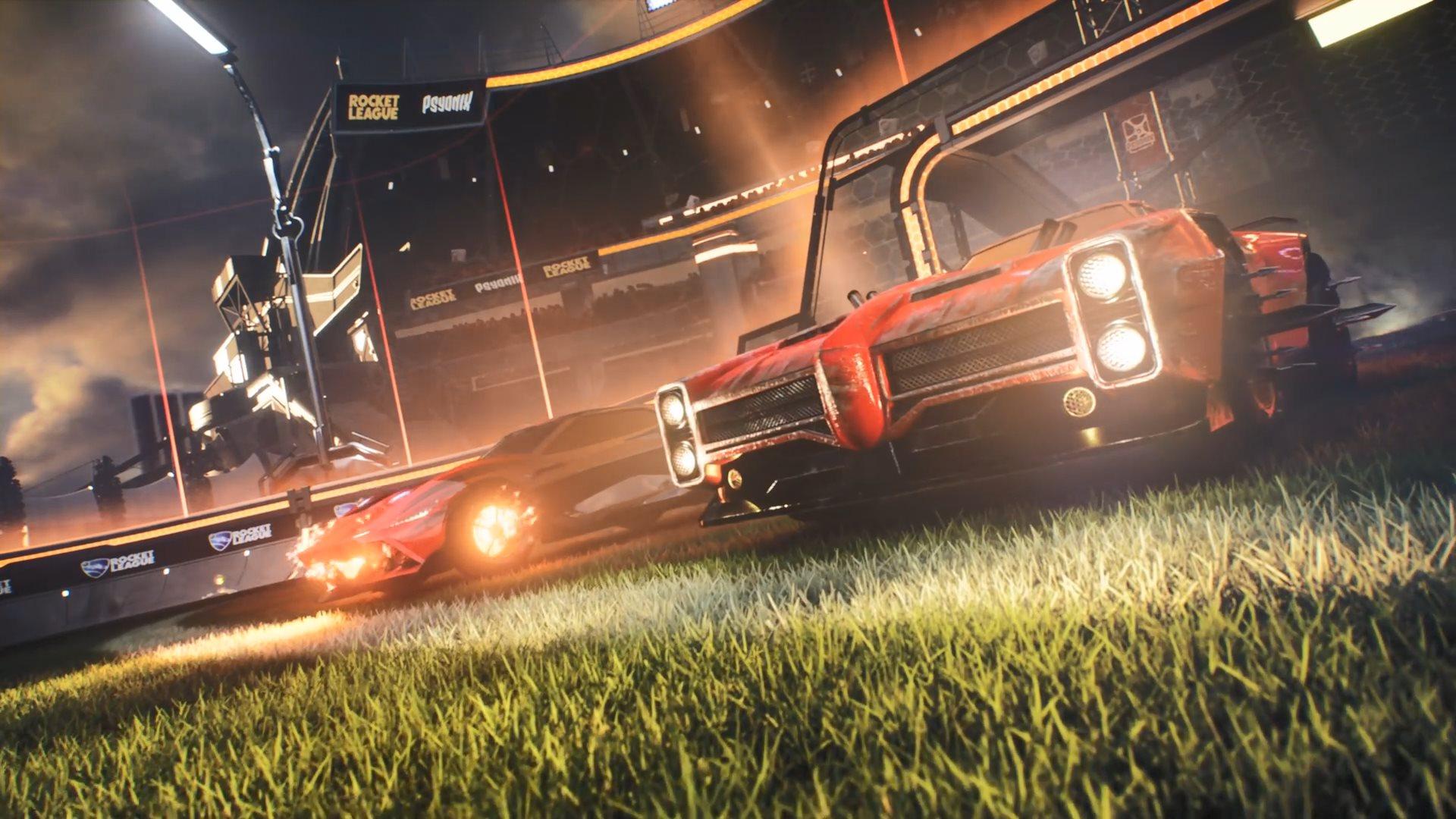 《火箭联盟》9月23日转为免费游戏 Epic入库可得10美元优惠券